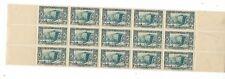 bloc de 15 timbres n** algérie   no 133