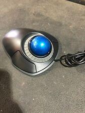 New listing Mouse Kensington Orbit Trackball W/ Scroll Ring K72337 Pc Laptop Soft Comfort