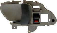 Fits GMC SIERRA FRONT LEFT DRIVER INSIDE DOOR HANDLE 1995 1996 1997 1998 GREY