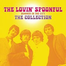 The Lovin' Spoonful Summer In The City-The Collection CD NEW SEALED