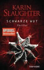 Schwarze Wut / Will Trent - Georgia Bd. 7 von Karin Slaughter (2017, Taschenbuch