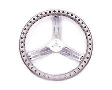"Longacre 56837 15"" Drilled Steering Wheel IMCA Circle Track"