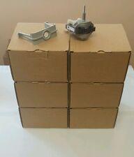 6 Pack  Evaporator Fan Motor Kit  for Maytag Jenn Air Amana Replaces 12002744
