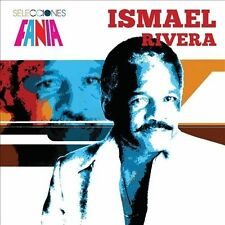 Selecciones Fania by Ismael Rivera (CD, Jan-2012, Universal Music Latino)