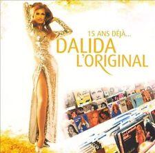 L'Original Ses Grands Succès by Dalida (France) (CD, May-2006, Barclay)