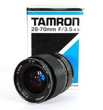 Tamron 28-70mm/3.5-4.5 Adaptall 2 - (9794)