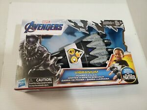 Marvel Avengers Black Panther Vibranium Power FX Claw Paw Hand Hasbro Toy