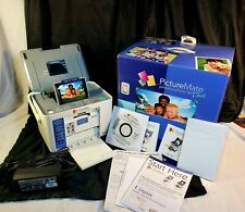 Epson PictureMate Dash (PM 260) Portable Photo Lab~ GUC!!!