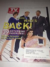 Tv Guide Magazine House Desperate Housewives March 31-April 13 2008 022317NONRH