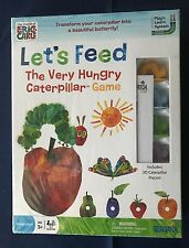 NEW Let's Feed The Very Hungry Caterpillar Board Game ~ The World of Eric Carle