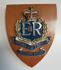 NZ Military Police Wall Plaque