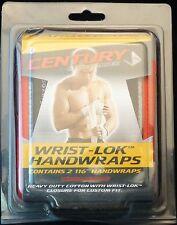 Century Wrist-Lok Handwraps-New In Package-Free Shipping!