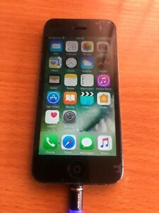 iPhone 5 Space Gray 16GB Unlocked A1429