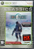 Xbox 360 **LOST PLANET ♦ EXTREME CONDITION ♦ COLONIES EDITION** nuovo italiano