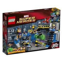 LEGO Super Heroes 76018 Hulk Lab Smash