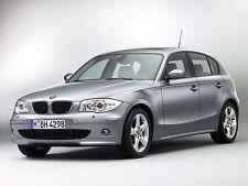 BMW 1er E81 E82 E87 E88 2004-2013 Motorhaube in Wunschfarbe lackiert, neu
