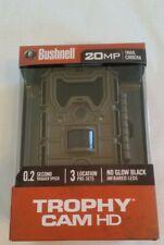 New Bushnell Trophy Cam HD Aggressor No-Glow Trail Camera 20MP PIR Motion Sensor
