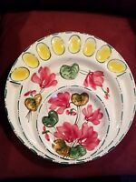 ITALIAN (1 of 2) ~~ Large CERAMIC SERVING PLATTER ~~ FREE SHIPPING in USA