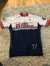Rare Hincapie LiteSpeed Small Bicycle Jersey - Great Condition Chattanooga
