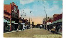 ca.1910 postcard - Calle Del Comercio, Ciudad Juarez, Mexico