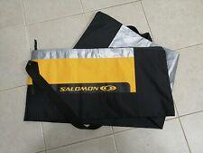 NEW SALOMON BAG Ski Snowboard Full Zip Yellow Black