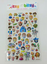 Ooly Itsy Bitsy Super Cute Stickers Fairy Tales 879426004851