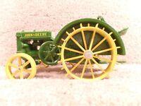 Vintage 1995 Joseph ERTL 1/16 Scale Models JLE John Deere Replica Tractor 1986
