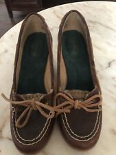 Sperry Womens Wedge Shoes