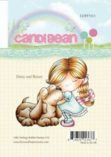 DAISY AND BASSET - Clear Stamp - Candibean - Little Darlings