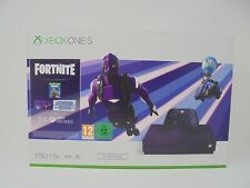 Empty Box Only - XBOX ONE S - Special Edition 1TB Games Console - Fortnite - XBF