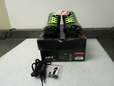 Louis Garneau Men's L.A. 84 Bike Shoes Black US 10.5 EU 44 UK 9.5 - New in Box