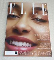 ELLE UK June 2019 Handbag Size Jun 19 Jorja Smith Cover Issue Magazine New