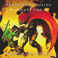 Japan Club NINTENDO / Legend of Zelda: Ocarina of Time 3D / Soundtrack
