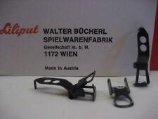 LILIPUT # 542 H0 Bügelkupplung MÄRKLIN Metall 2 Stück
