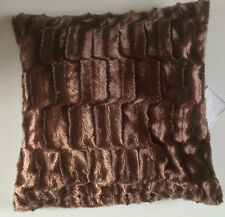 Faux Fur Square Modern Decorative Cushions
