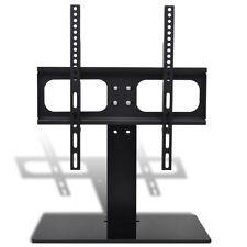 """vidaXL TV Universal Standfuß 23-55""""58-140cm LCD PLASMA LED Halter Fernsehständer"""