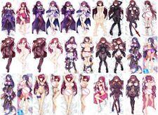 Anime Fate/Grand Order FGO Servant Scathach Dakimakura Body Pillow Case Otaku