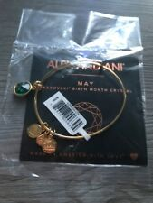 ALEX And ANI May Birth Month Crystal. Emerald.