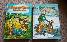 The Bobbsey Twins and The Bobbsey Twins in the Country Books, 1950, 1953