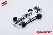 Spark F1 Brabham BT49C Nelson Piquet 1/18 Winner Argentina 1981 World Champion