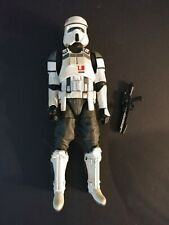 "Loose Star Wars 6 inch 6"" Black Series AT-ACT Driver Target Exclusive"