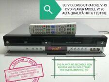 Videoregistratori vintage LG