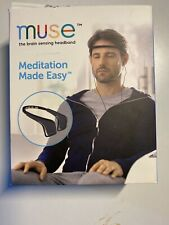Muse Brain Sensing Guided Meditation Headset