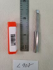 1 NEW MICRO 100 SOLID CARBIDE BORING BAR.   BB-1801250 {L908}