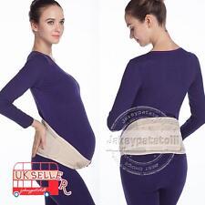 Power Pregnancy Maternity Support Belt Back Bump Belly Band Waist Lumbar Lower