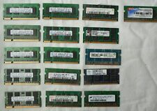 1x1GB DDR2 memoire RAM SO-DIMM 200 pins PC2-6400S PC2-5300S PC2-4200S