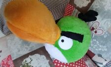 Plush Toy Angry Birds. Original product of Rovio. Hal Toucan Green Bird