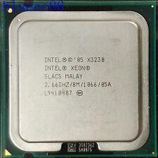 Intel Xeon X3370 CPU EU80569KJ080N//E0 LGA775 95W 45nm SLB8Z