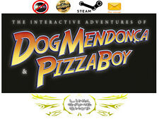 The Interactive Adventures of Dog Mendonça and Pizza Boy PC Digital STEAM KEY
