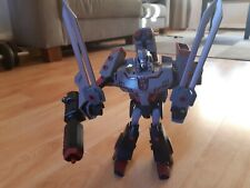 Transformers Animated Leader Class Megatron complete working